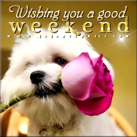 Wishing You A Good Weekend Graphics Quotes Comments Images