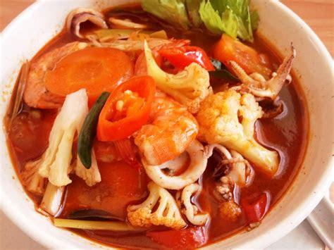 resepi tomyam thai pekat resepi bonda