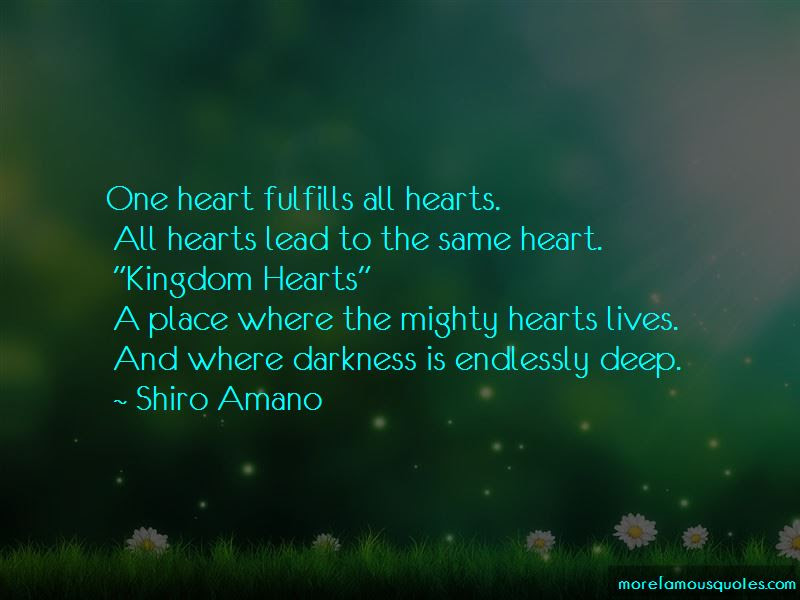 Kingdom Hearts 2 Quotes Top 38 Quotes About Kingdom Hearts 2 From