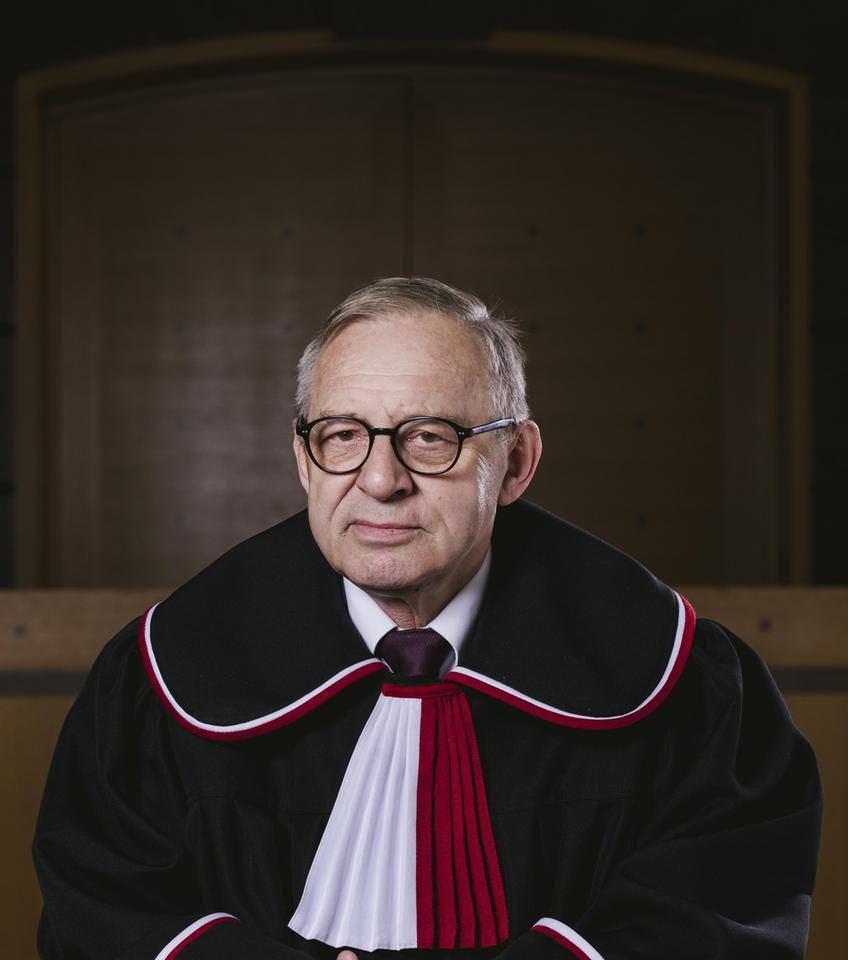Prof. Lech Morawski nie żyje. Sędzia TK miał 68 lat