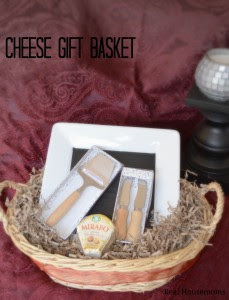 Gift Basket | Real Housemoms