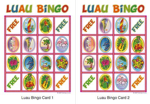 5 Best Images of Printable Summer Activity Bingo - Free Printable ...