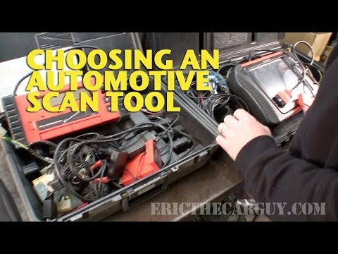 Choosing an Automotive Scan Tool