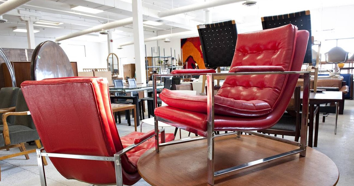 Events In Toronto The Best Vintage Furniture Stores In Toronto