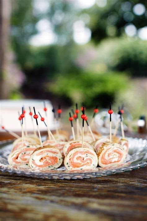 Team Wedding Blog How to Best Serve Finger Foods for a