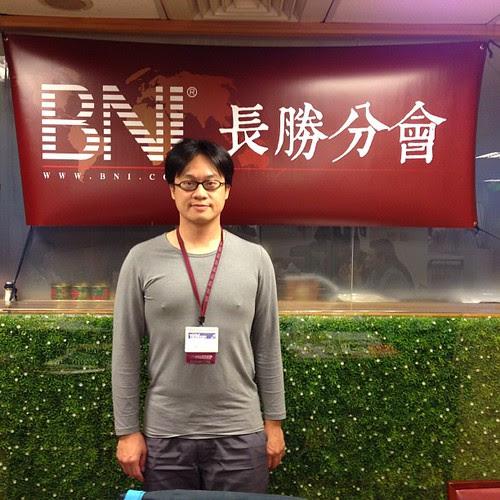 BNI長勝分會:八分鐘,蔡正信顧問,Line的認識與商務應用 by bangdoll@flickr