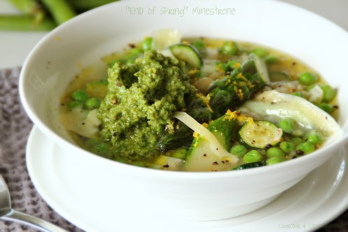 """End of Spring"" Minestrone 2"