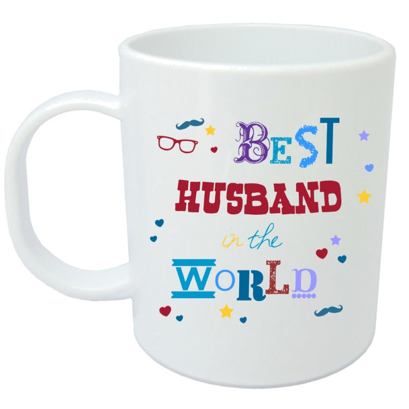 Best Husband In The World Gift Mug