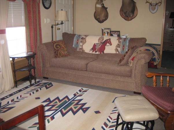 Native American Living Room Decor - Modern House