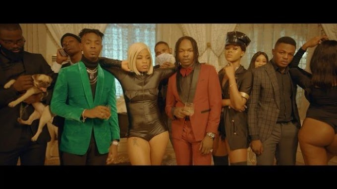 "HOTTEST!!! Naira Marley Sets To Drop Another Hit Jam Titled ""Mafo"" (Watch The Short Video)"