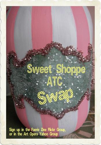 Sweet Shoppe ATC Swap!