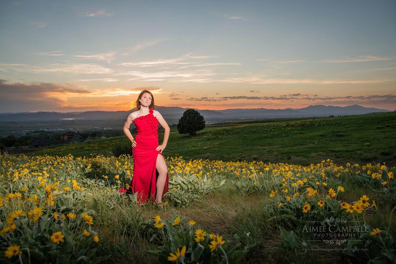 Logan Utah Senior Pictures