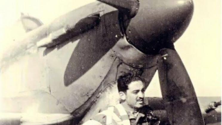 Ο Έλληνας αεροπόρος της «Μεγάλης Απόδρασης»