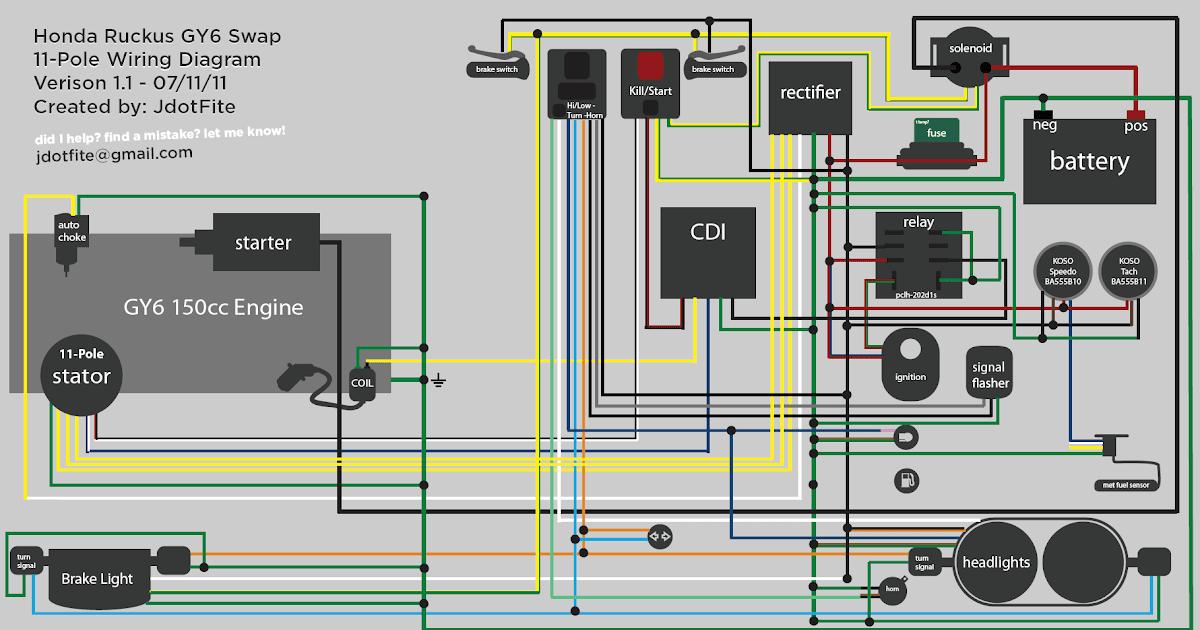 3 Pole Starter Solenoid Wiring Diagram