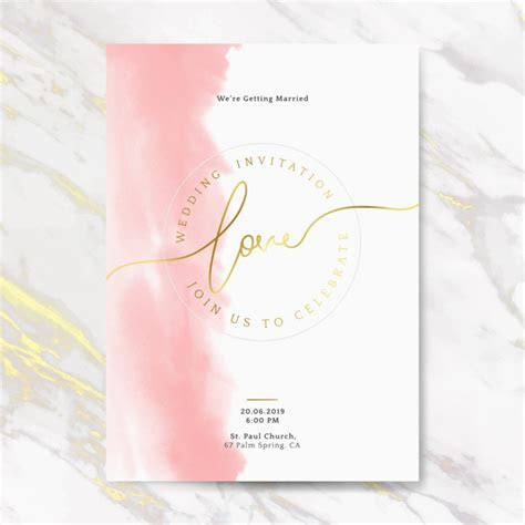 Invitation Card Vectors, Photos and PSD files   Free Download