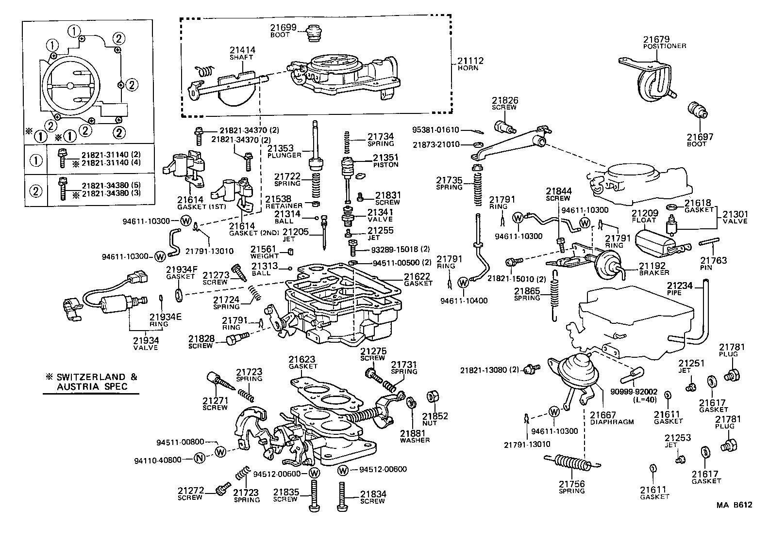 1989 Toyota Van Engine Diagram Wiring Diagram View A View A Zaafran It