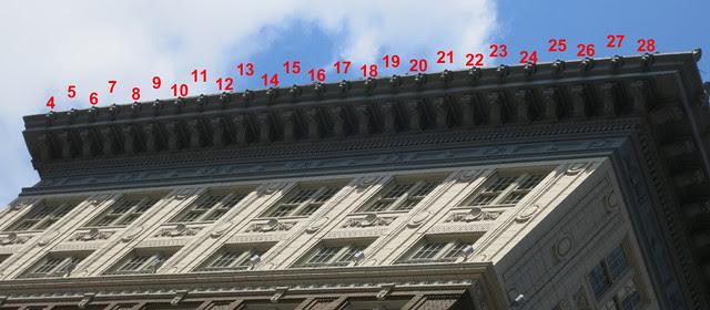 IMG_2288-2013-07-18-Cornice-Lions-Winecoff-Hotel-now-Ellis-Hotel-Atlanta-east-lions-4-to-28--A