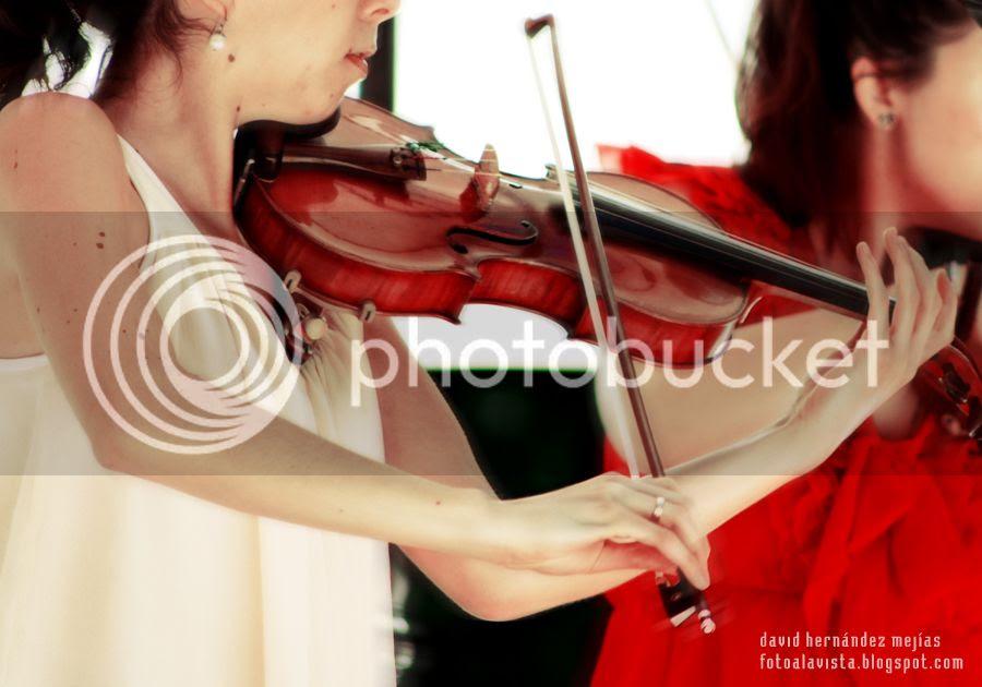 Al violín