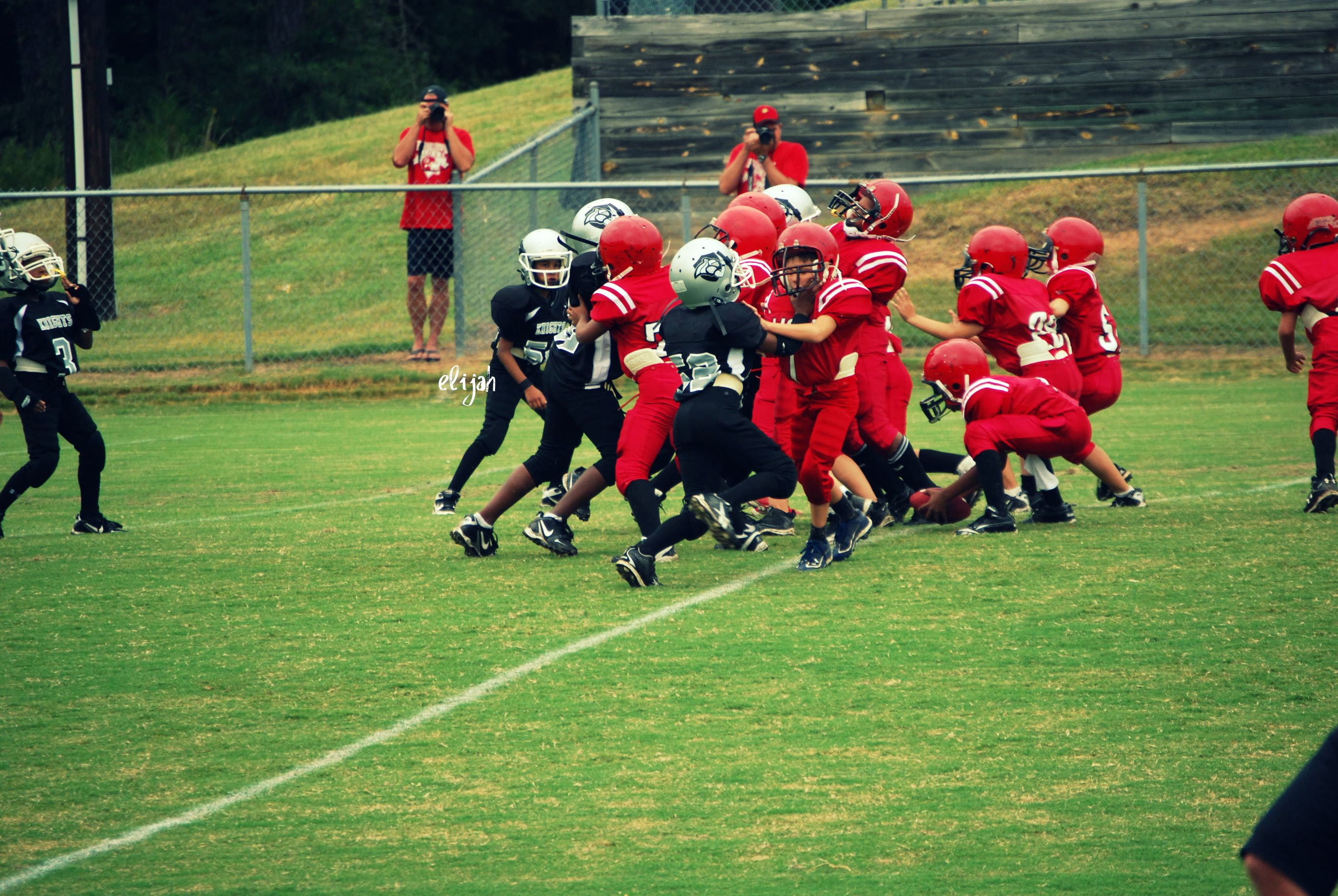 football - elijah