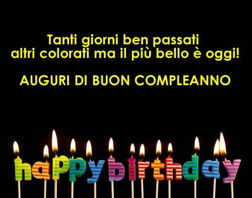 Belle Frasi X Augurare Buon Compleanno