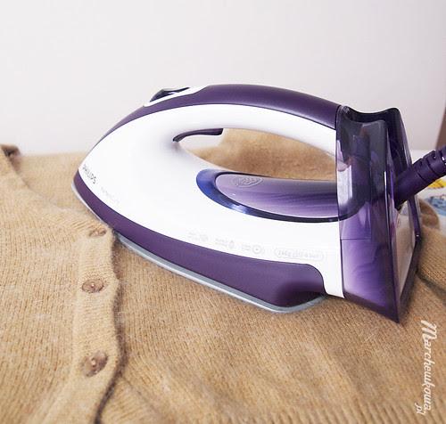 marchewkowa, blog, szafiarka, generator pary, żelazko, Philips PerfectCare, model GC 9240, recenzja, testy, ocena