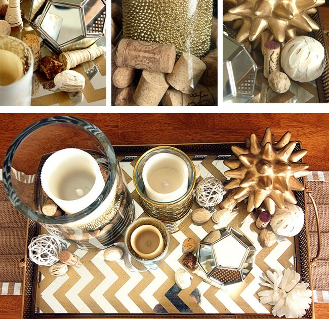 Curly Crafty Mom: Coffee Table Decor For Everyday With
