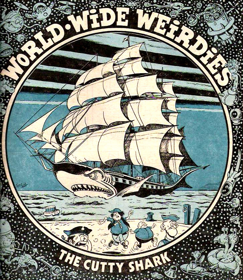 Ken Reid - World Wide Weirdies 111