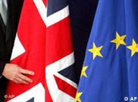 Britain says it's moving closer to the rest of the EU on the budget issue