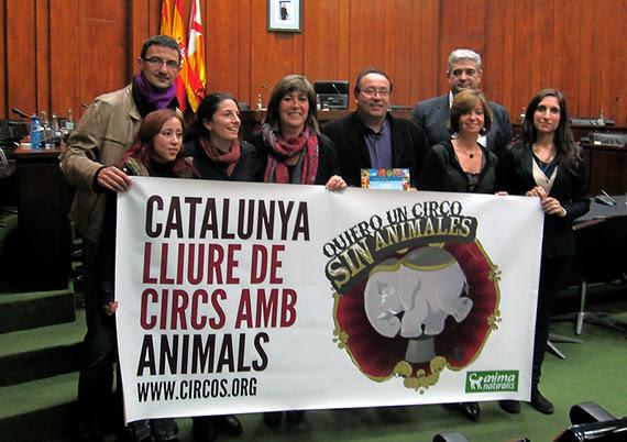 Lo conseguimos: ¡Hospitalet de Llobregat se declara libre de circos con animales!