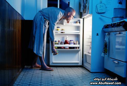 الطعام الذي تتناوله قد يؤثر على نومك [نصائح و إرشادات]