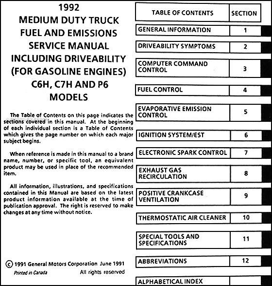 1996 Chevy Topkick Wiring Diagram