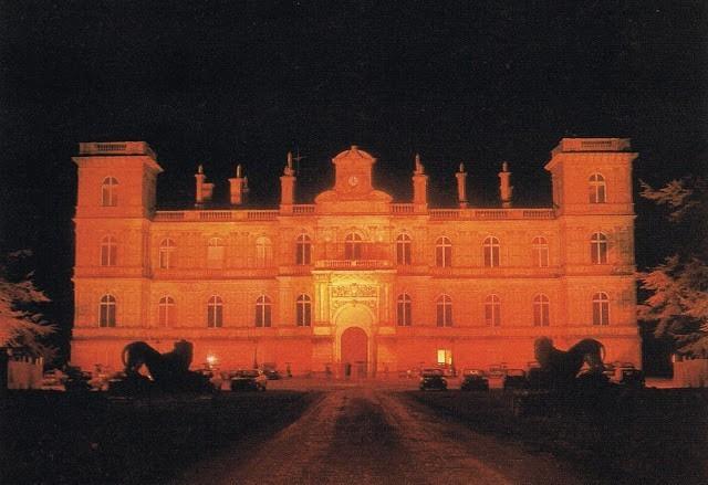 Château de Ferrières in 1972