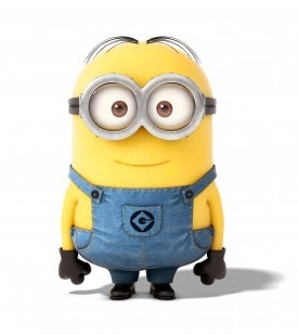 Despicable me: meet the characters!: Knowing the Minions names
