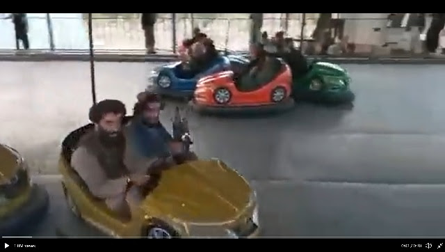 Taliban members were seen on amusement park rides a day after they captured Afghanistan's capital city of Kabul. The videos and pictures were testament to the fact that how much Afghanistan has changed from what the Taliban fighter knew it as. In the past 20 years, US invasion has brought development to major urban cities, the Taliban who were confined to deserted hinterlands had never experienced the slew of changes. Twitter @HamidShalizi