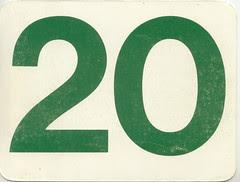 calendrier  20
