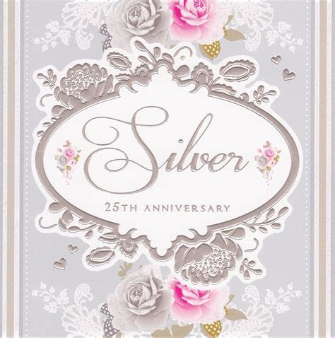 The Best Silver 25th Wedding Anniversary Gifts For Wife