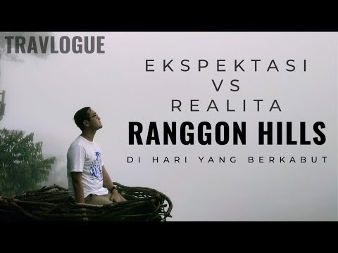 Ranggon Hills, Wisata Selfie Alam Pegunungan di Bogor