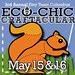 Eco Chic Craftacular event set