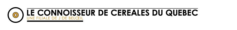 Le connoisseur de céréales du Québec