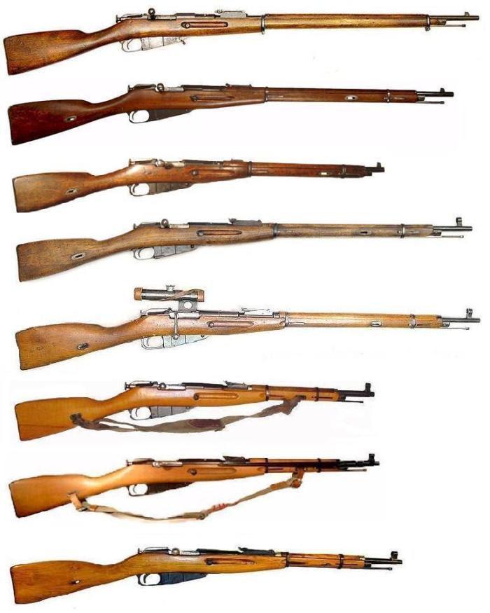 Mosin_Nagant_series_of_rifles