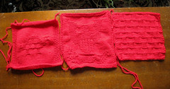 squares for the Colbert Afghan