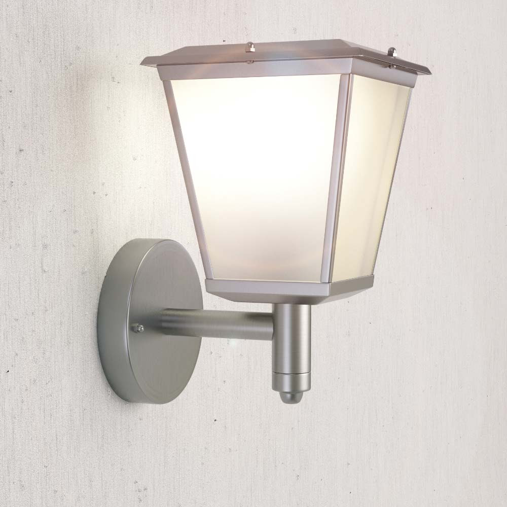 Paverlight Solar Brick Lights Set Of 2 Wall Lights Led