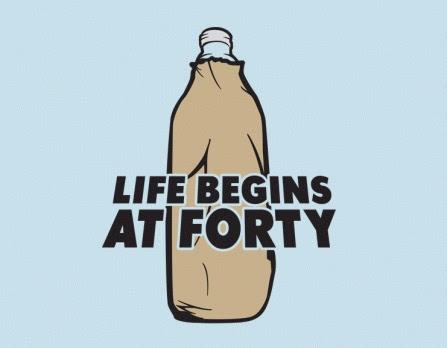life at 40