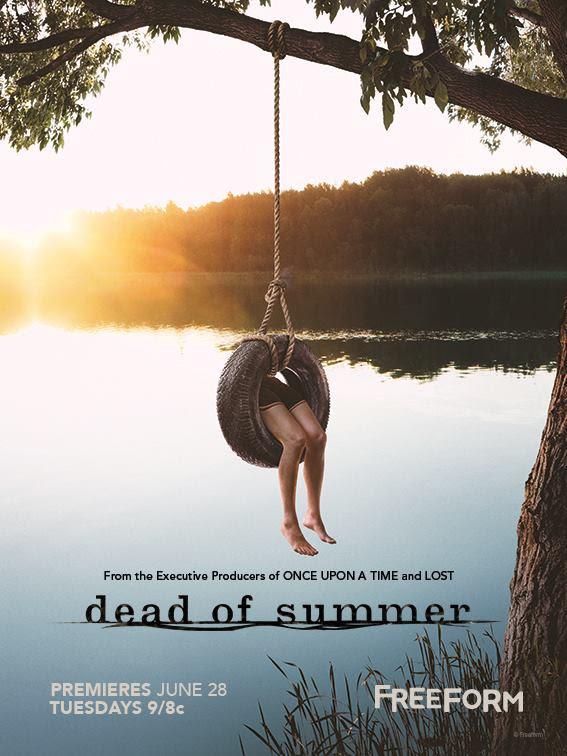 Resultado de imagem para Dead of Summer posters