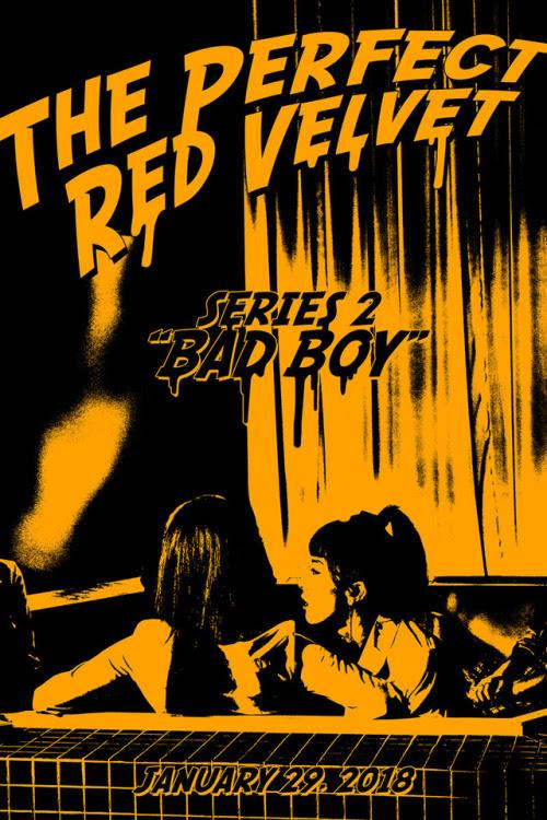 Red Velvet Imagenes Red Velvet 레드벨벳 Bad Boy Teaser Hd Fondo De
