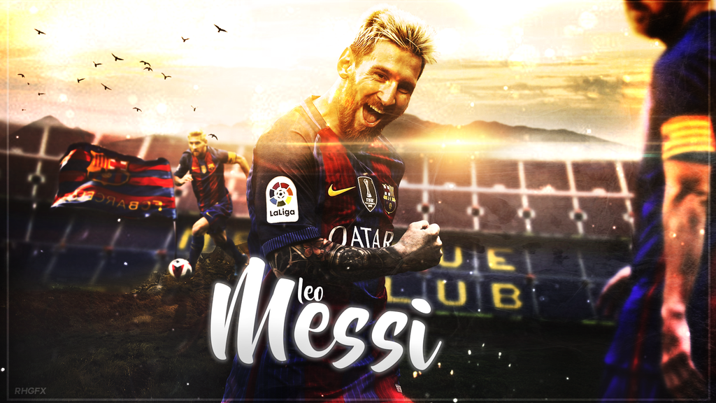 Koleksi Wallpaper Leo Messi 2016