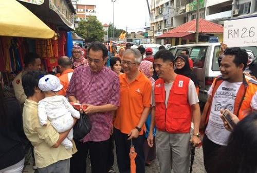 Amanah Kelantan paling menyerlah, jadi model ke seluruh negara