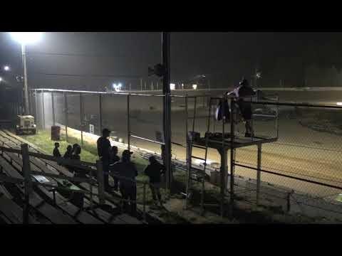 Jackson County Speedway | 5/21/21 | Legends Feature