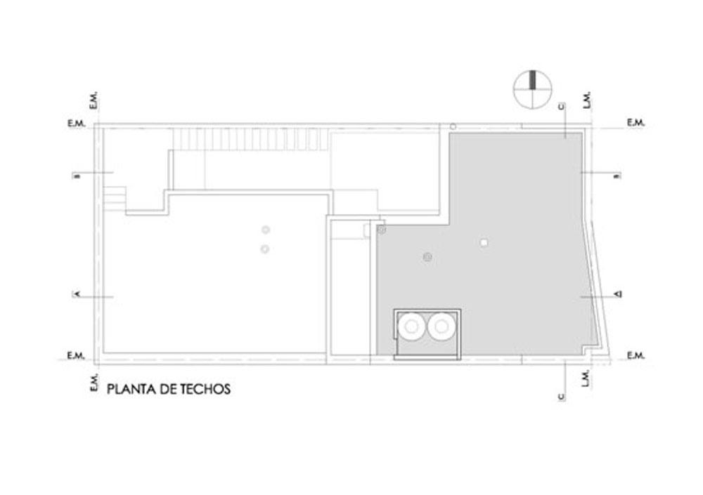 Casa T - VISMARA CORSI ARQUITECTOS, casas, diseño