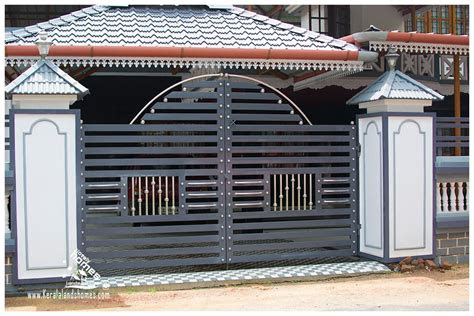 image result  gate wall design  house gate house